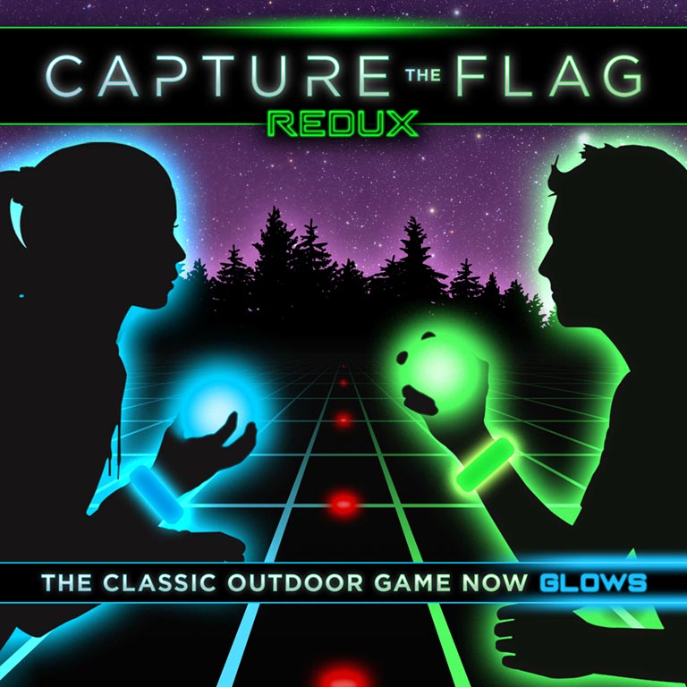 capture the flag redux glow in the dark game 2018 free