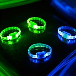 SIXTEEN LED BRACELETS