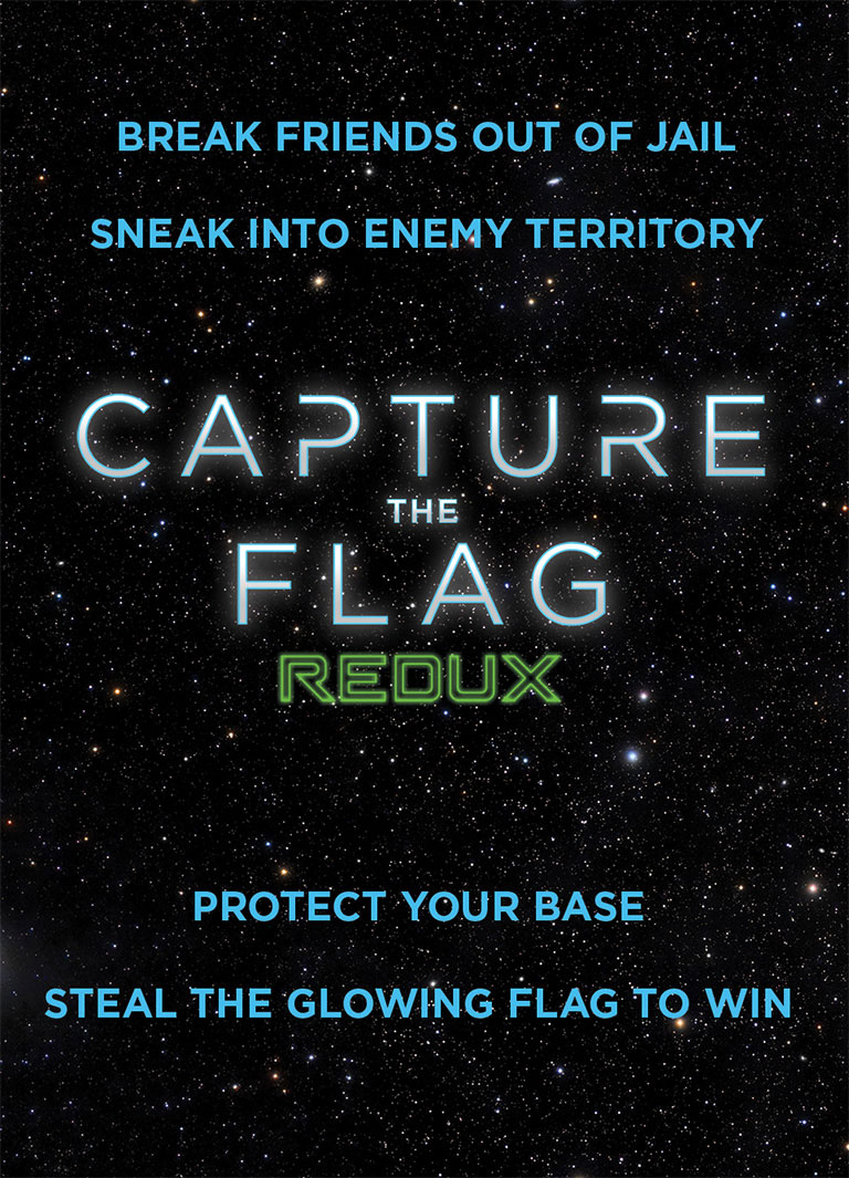 Capture the Flag Game Redux