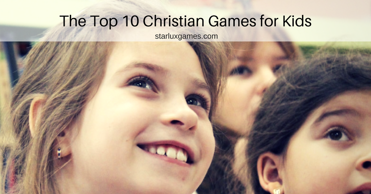 Christian Games for Kids