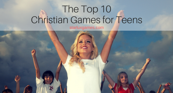 Christian games for teens