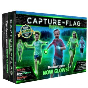 The Capture the Flag REDUX game box
