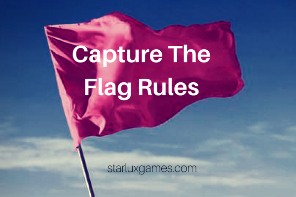 Capture The Flag Rules