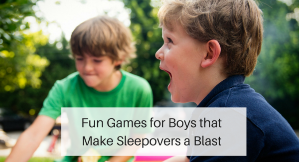 Fun Games for Boys
