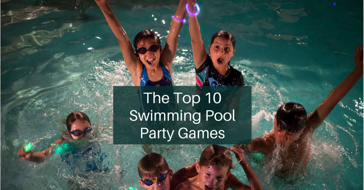 Top 10 swimming pool party games you 39 ll love these pool for Top 10 swimming pools