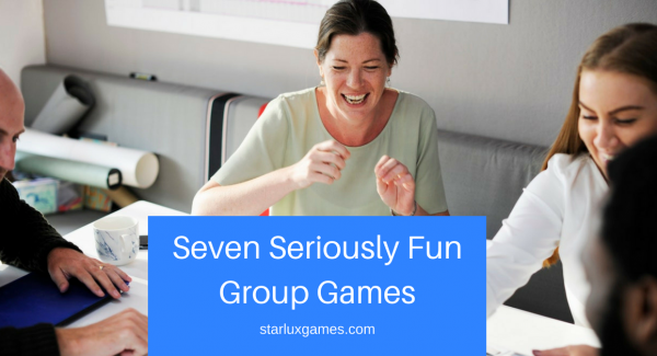 Fun Group Games