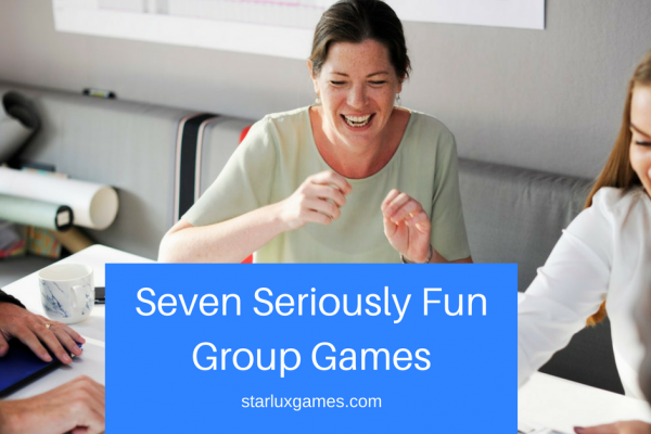 Fun Group Games