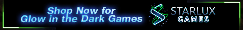 shop glow in the dark games banner