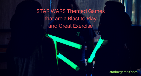 star wars themed games