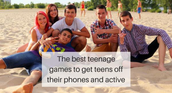 teenage games