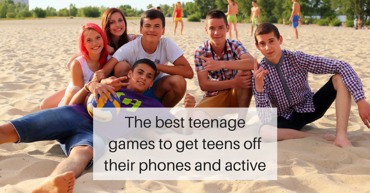 teenage games