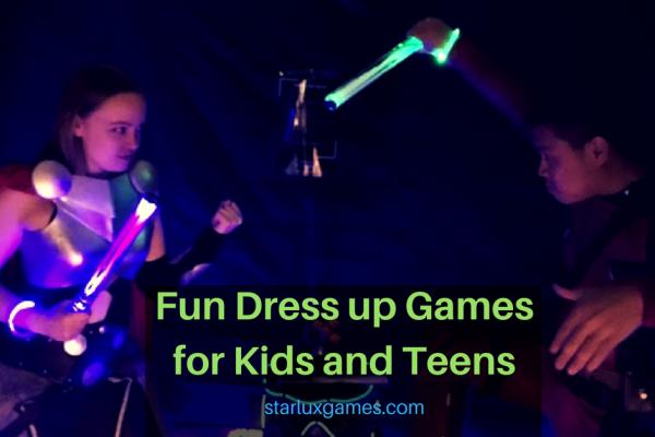 Dress up Games for Kids
