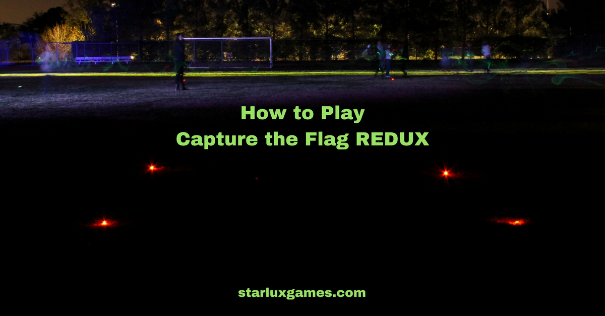 How to Play Capture the Flag REDUX