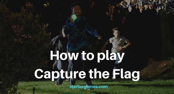 How to play Capture the Flag game