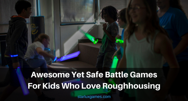 battle games for kids