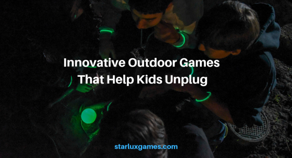 Innovative Outdoor Games