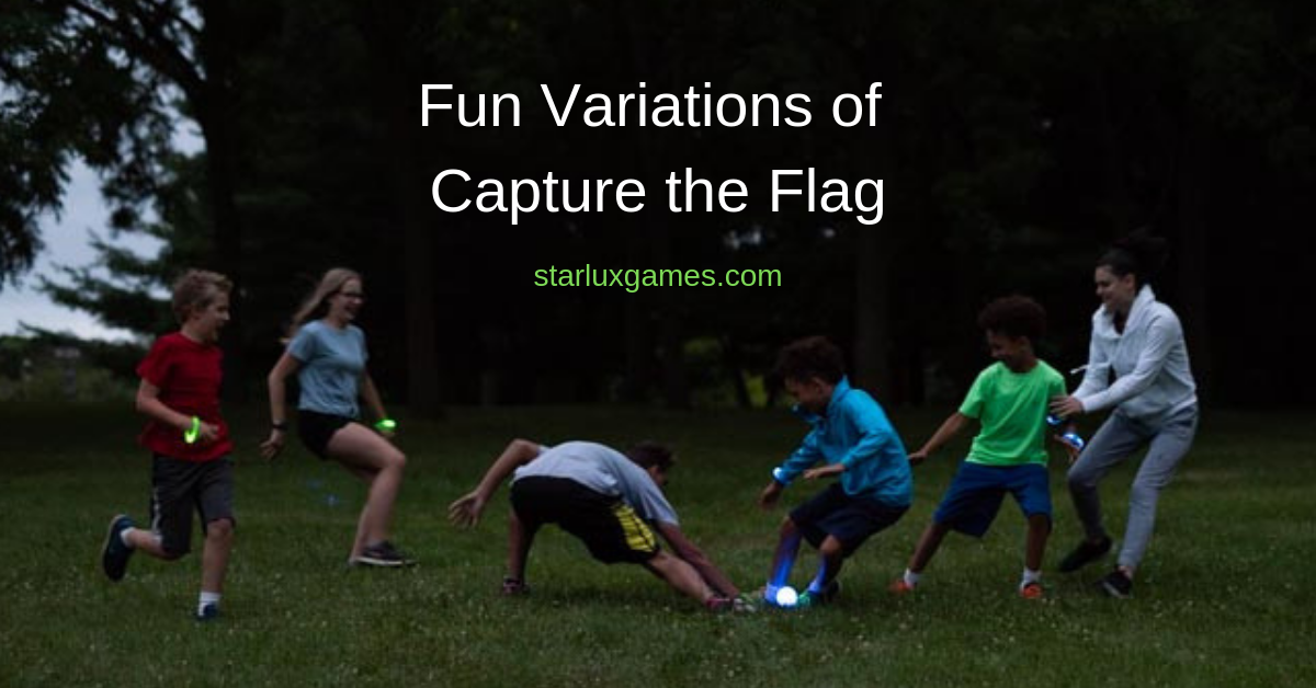 variations of capture the flag
