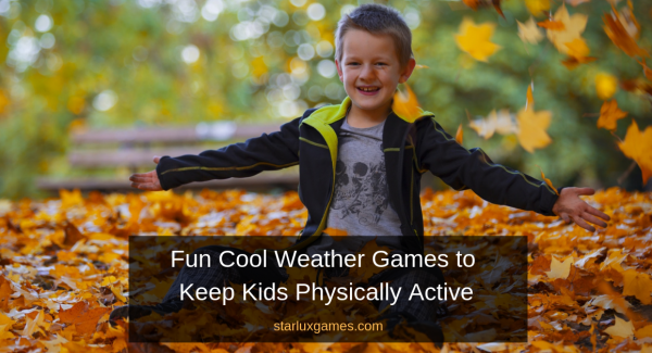 fun cool weather games