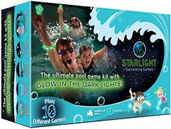 starlight swimming games