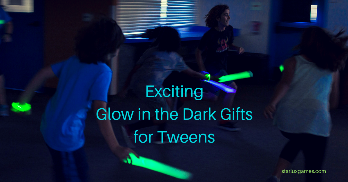 glow in the dark gifts