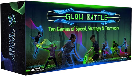 glow battle game