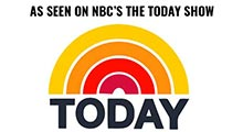 As seen on NBC's The Today Show Logo