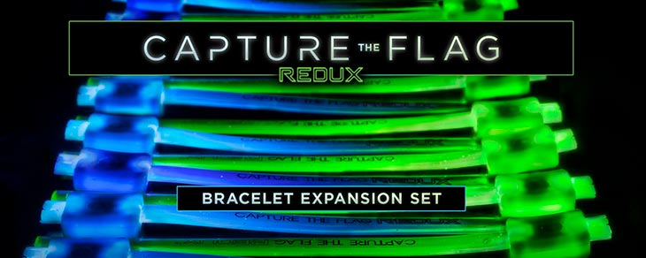 Capture the Flag bracelet expansion kit