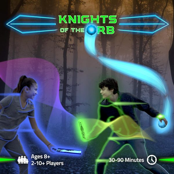 Knights of the Orb product cover