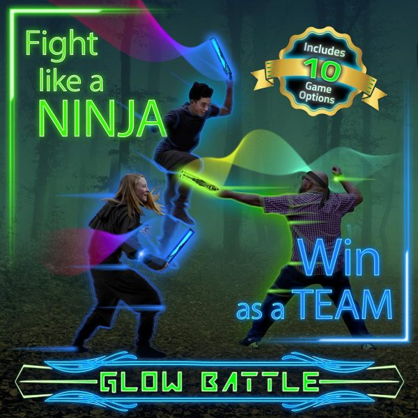 Glow Battle game cover