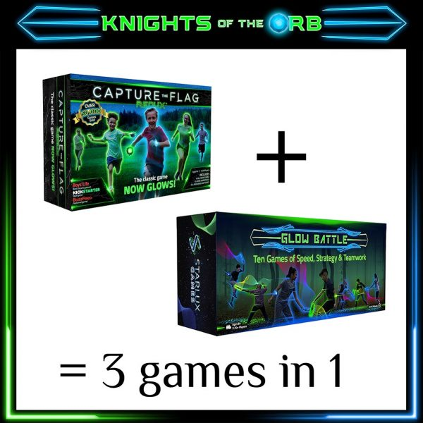 Knights of the Orb three games in one