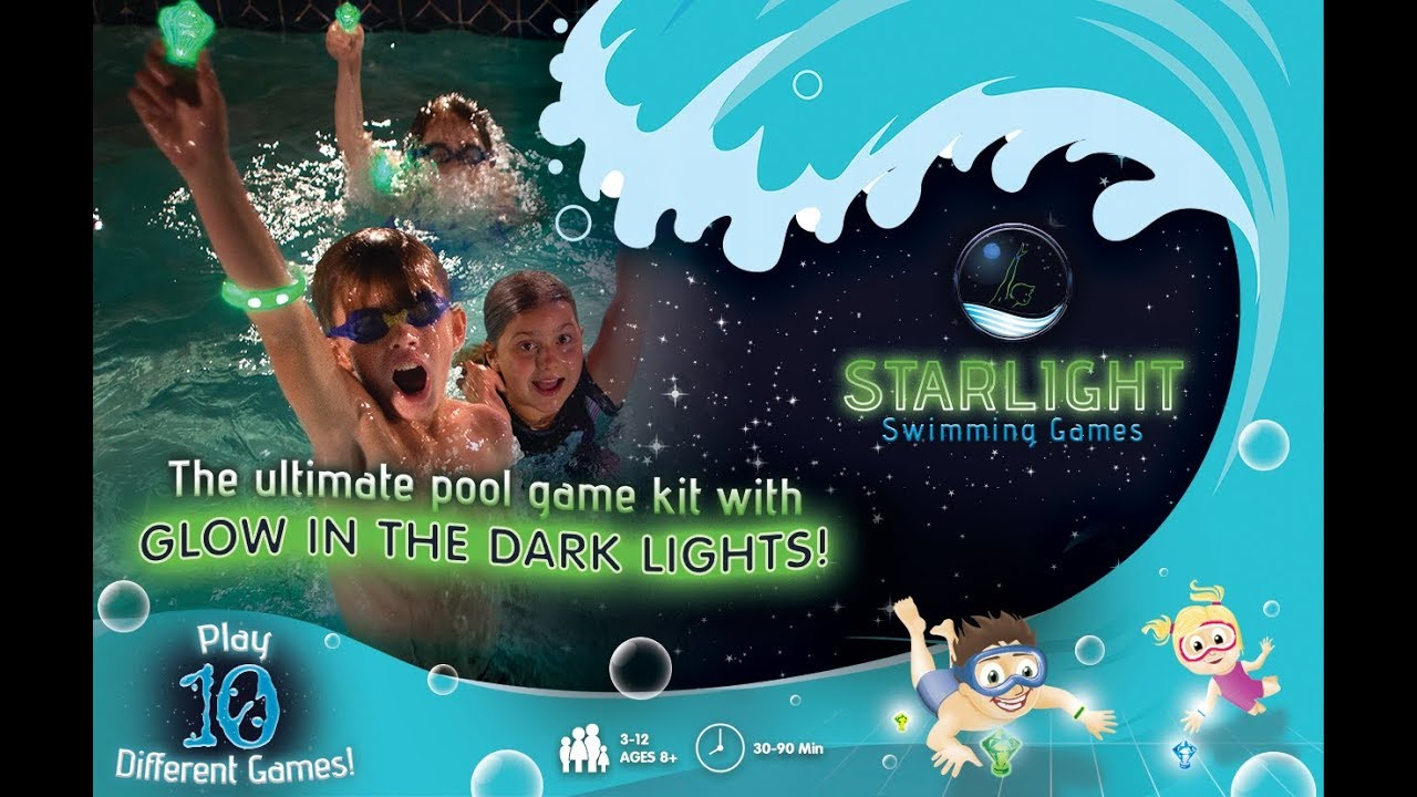Starlight Swimming YouTube video
