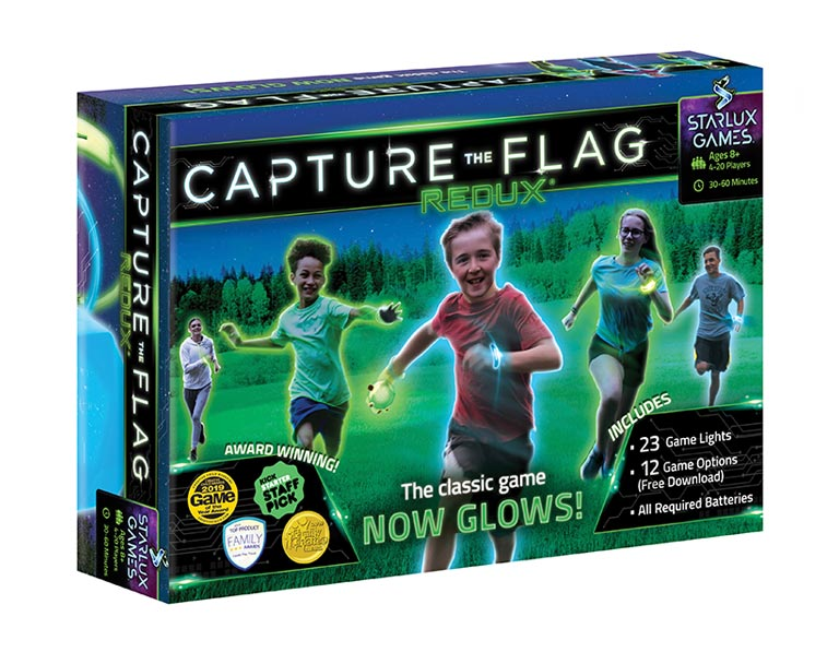 Capture the Flag REDUX Game Box Cover