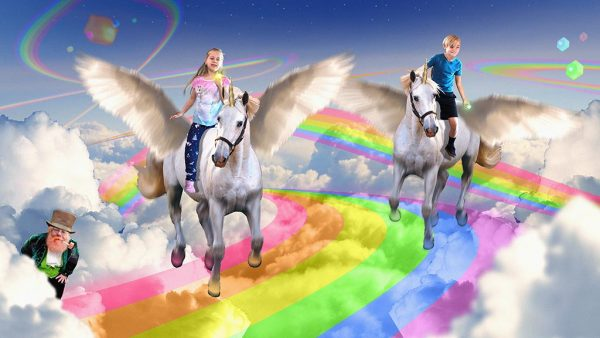 Protectors of the Rainbow Pegasus