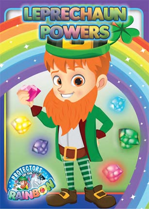 Leprechaun powers cards cover