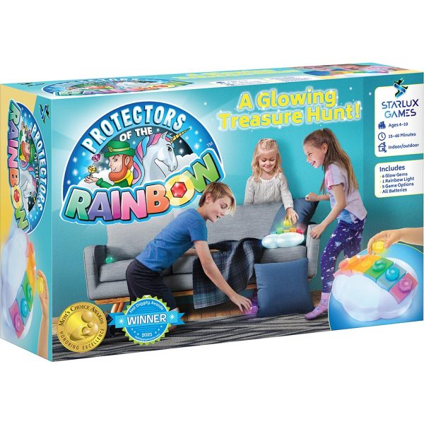 Protectors of the Rainbow game box