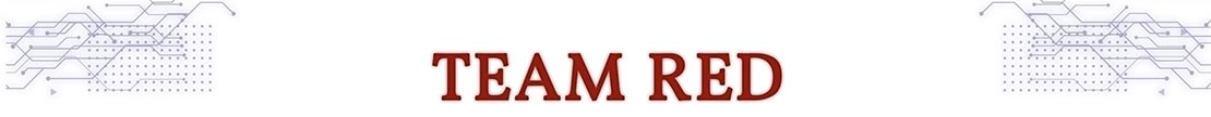 Team Red Headline