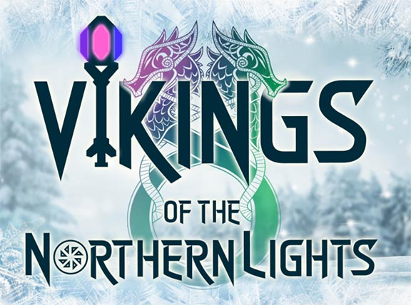 Vikings of the Northern Lights Logo