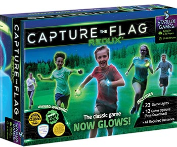 Capture the Flag REDUX Game Box