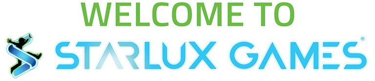 Welcome to Starlux Games