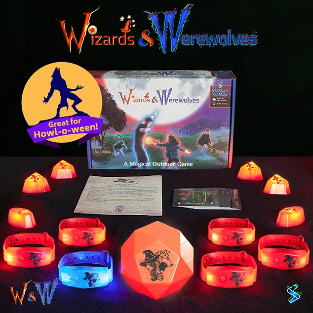Wizards and Werewolves product image