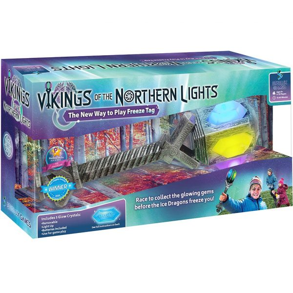 Vikings of the Northern Lights product box
