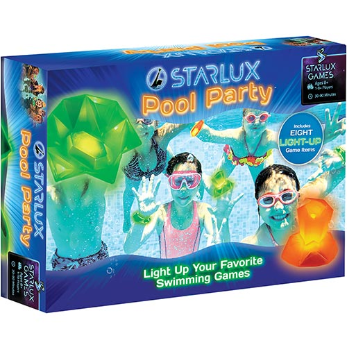Starlux Pool Party