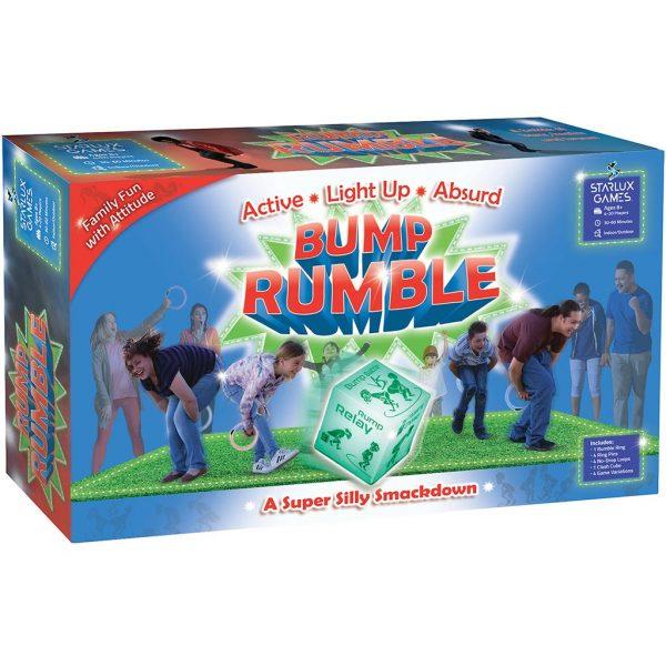 Bump Rumble Product Box