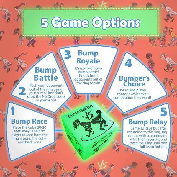 Bump Rumble Game Options