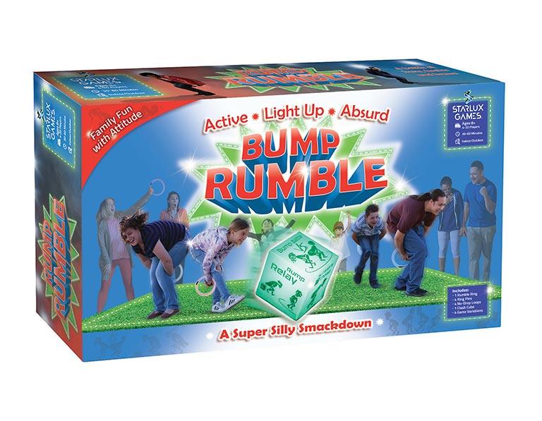 Bump Rumble Game Box